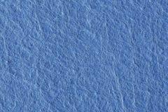 Texture de feutre de bleu Image stock