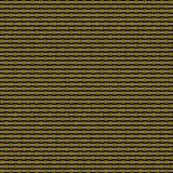 Texture de fibre d'or Photographie stock