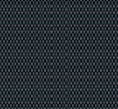 Texture de fibre de carbone de vecteur Images stock