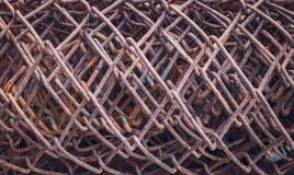 Texture de fil Une bobine de la fabrication de maille Photos stock