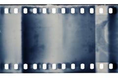 Texture de film Photo stock