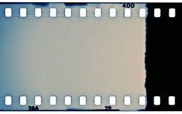 Texture de film Image stock