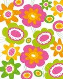 Texture de fleur Photos libres de droits