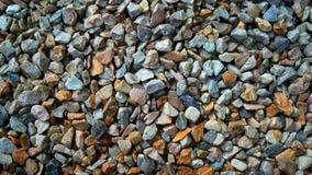 Texture de fond de beaucoup de pierres image libre de droits