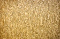 Texture de fond d'or Images libres de droits