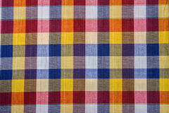 Texture de fond d'abrégé sur coton de tissu Images stock