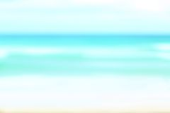 Texture de fond d'océan Photos libres de droits