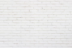 Texture de fond d'un vieux mur de briques blanc photo stock
