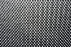 Texture de fond d'une feuille de maille en métal Photos libres de droits