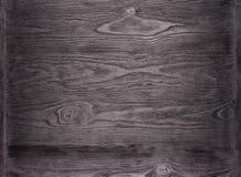 Texture de fond de bois noir photo stock