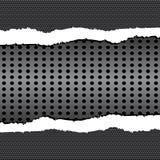Texture de fond de carbone illustration libre de droits