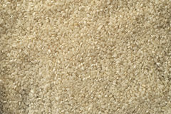 Texture de fond de grain de riz blanc Image libre de droits