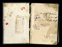 Texture de fond de manuel cassée par cru Photographie stock