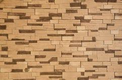 Texture de fond de mur de briques Image libre de droits