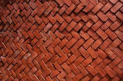 Texture de fond de mur de briques Images stock