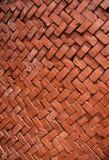 Texture de fond de mur de briques Photos stock