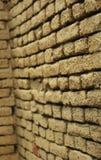 Texture de fond de mur de briques Photos libres de droits