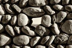 Texture de fond de mur de pierres Photographie stock libre de droits