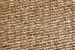 Texture de fond de paille Image stock