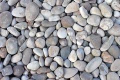 Texture de fond de pierres de cailloux Photos libres de droits