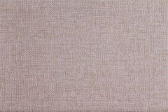 Texture de fond de tissu beige tissé brut Photographie stock