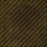 Texture de fond de tissu de rayure de Brown Image libre de droits