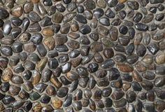 Texture de fond du mur en pierre Photographie stock