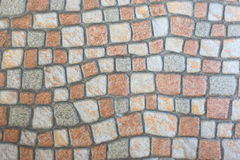 Texture de fond du plancher de marbre Photos libres de droits