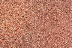 Texture de fond du sable rouge Image stock