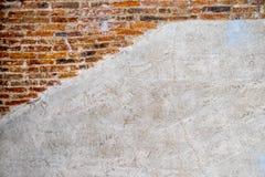 Texture de fond de mur de ciment de brique Photo stock