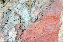 Texture de fond naturel d'un mur de roche photos stock