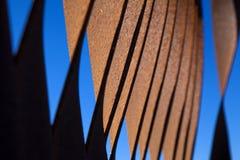 Texture de fond rouillé de fer photo stock