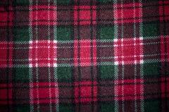 Texture de fond de tissu rouge photographie stock libre de droits