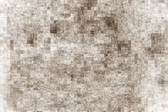 Texture de fractale de Brown Photo stock
