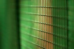 Texture de frontière de sécurité - DOF Photo stock