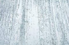 Texture de glace Photographie stock libre de droits