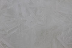 Texture de glace Images libres de droits