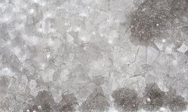 Texture de glace Images stock