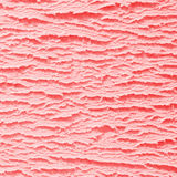 Texture de glace de fraise images libres de droits