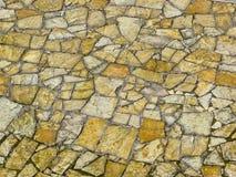 Texture de grès brun images libres de droits