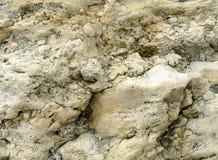Texture de grès jaune-clair Photo stock