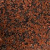 Texture de granit rouge Photographie stock