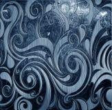 Texture de gravure Images stock