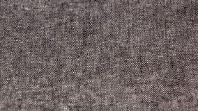Texture de Gray Canvas Fabric photo stock