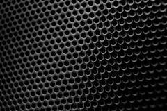 Texture de gril de haut-parleur Photos stock