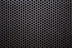 Texture de grille en métal Photo stock