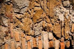 Texture de haute qualité de mur de briques en pierre Photo libre de droits