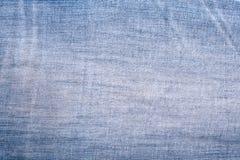 Texture de jeans Photographie stock