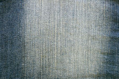 Texture de jeans de denim Photo libre de droits