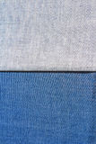 Texture de jeans de denim Photo libre de droits